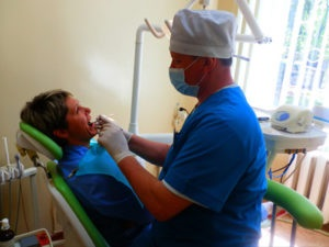 Кабінет стоматології