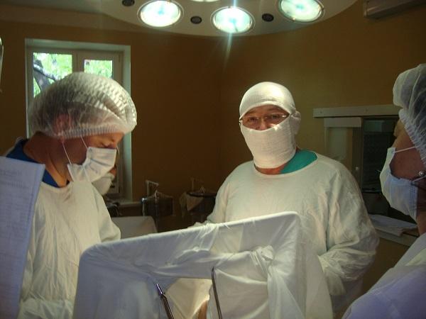Відділення хірургічної ендокрінології та гінекології